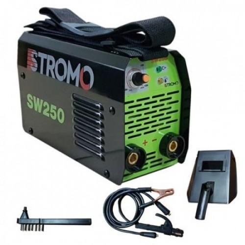 Aparat de sudura invertor STROMO SW250, 250 Ah