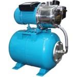 Hidrofor de mare putere Elefant Aquatic AUTOJS80, 1000 W, 50 l/min, rezervor 24 l, inox-otel